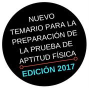 Temario para las pruebas de aptitud ¡NUEVA EDICIÓN 2017!