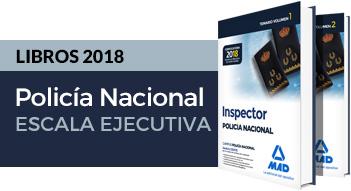 Oposiciones Policía Nacional 2018 Escala Ejecutiva