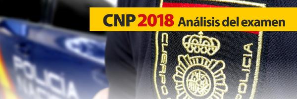 Análisis del examen de Policía Nacional Escala Básica 2018