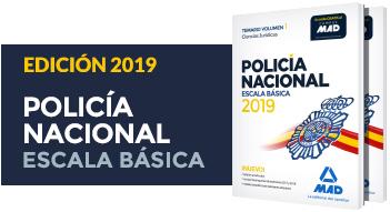 Oposiciones Policía Nacional 2018 Escala Básica